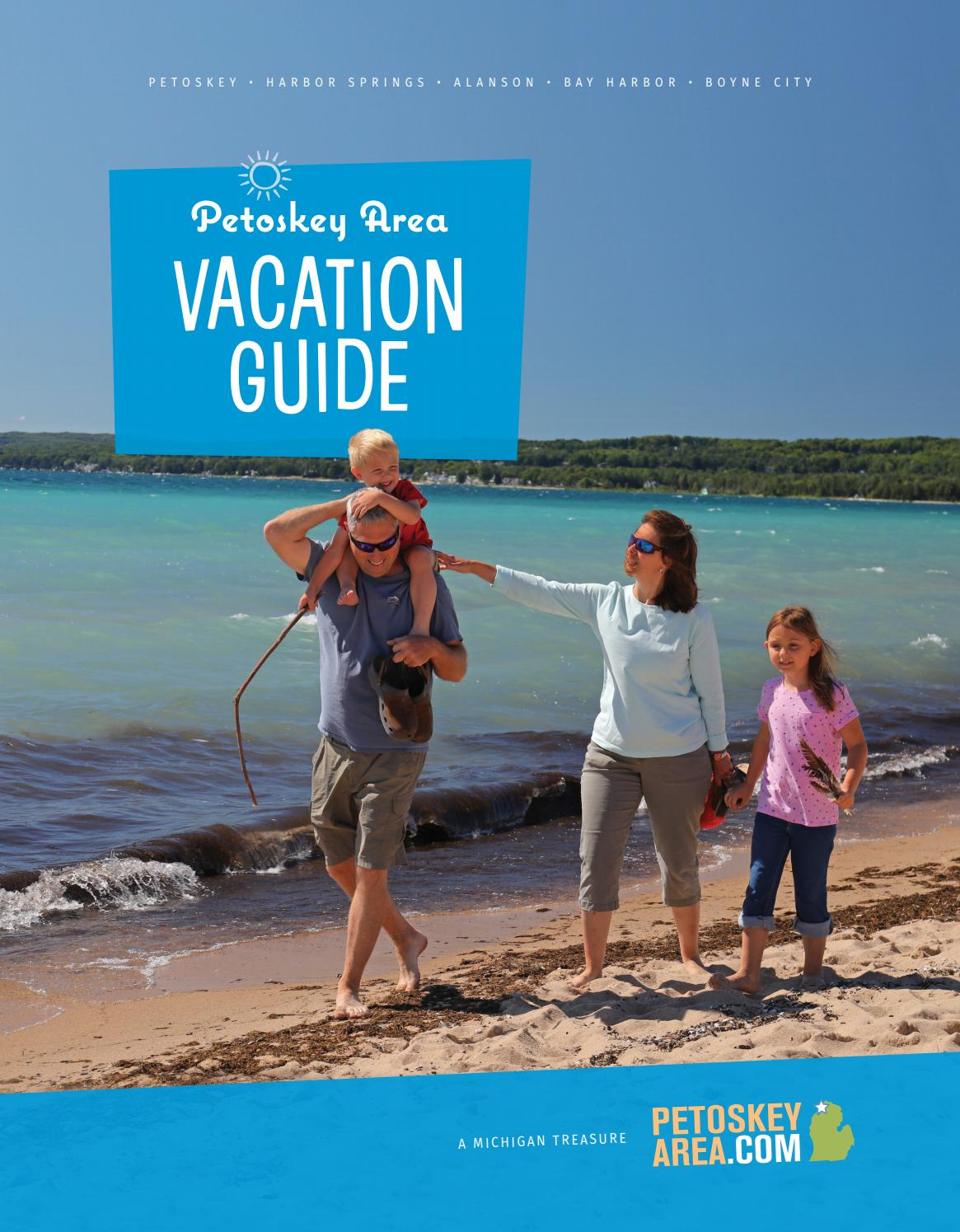 Petoskey Area 2019 Vacation Guide By