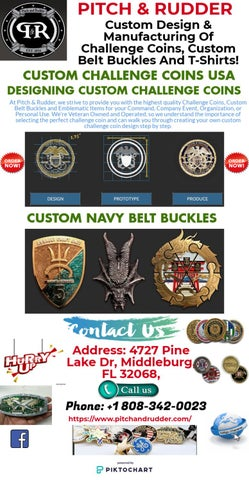 Buy Custom Challenge Coins | Challenge Coin Company US by