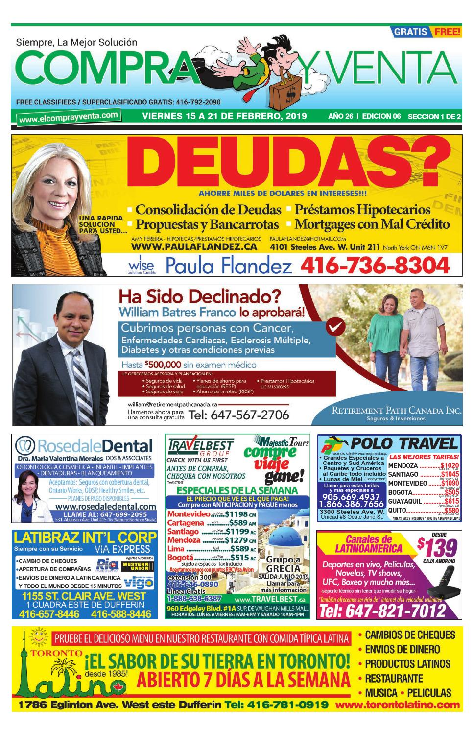 Compra y Venta Edicion  06. 2019 by elcomprayventa - issuu eb01204511f85
