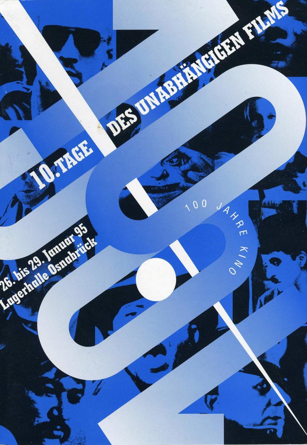 10 Tage Des Unabhängigen Films Programm 1995 By