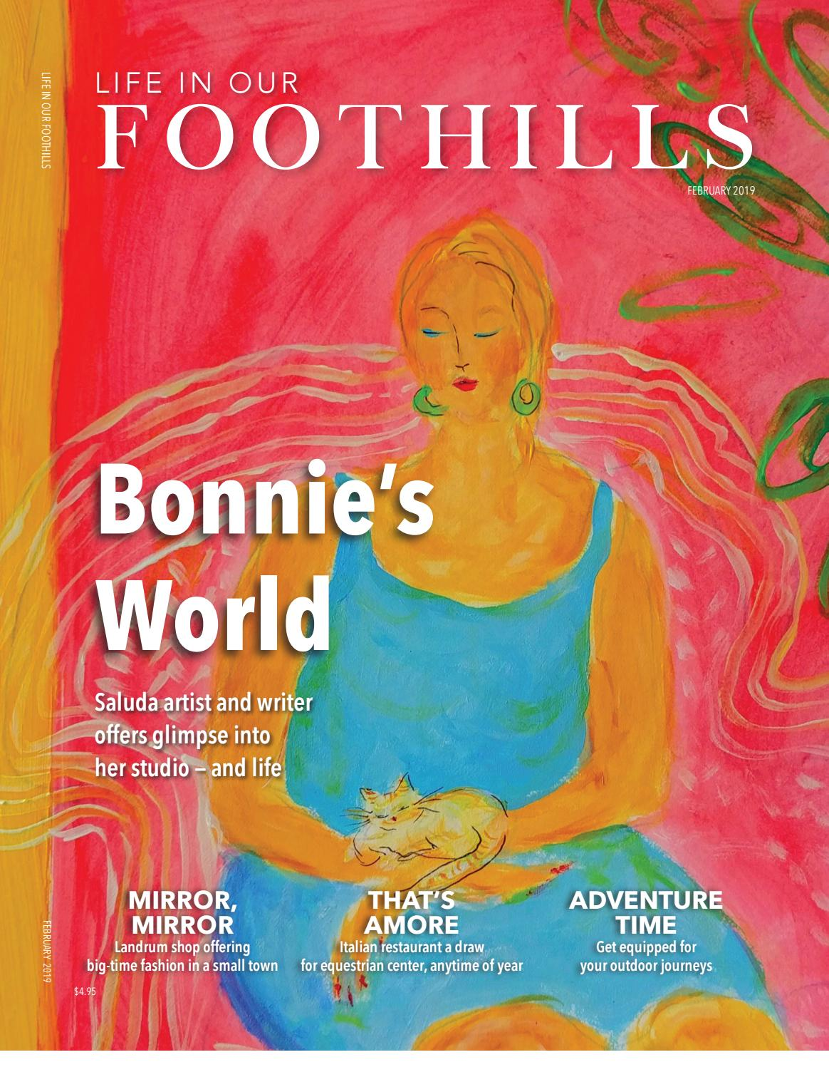 February Life In Our Foothills By Tryon Daily Bulletin Issuu