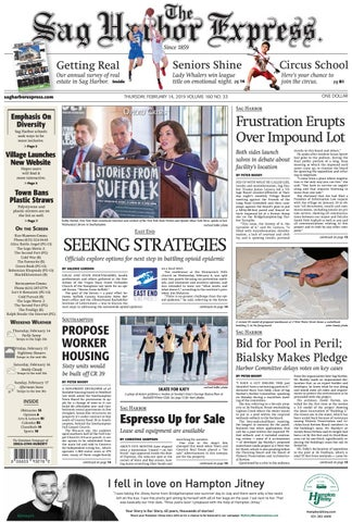 2 14 19 Sag Harbor Express By The Sag Harbor Express Issuu Search 10 lock haven office spaces. 2 14 19 sag harbor express by the sag