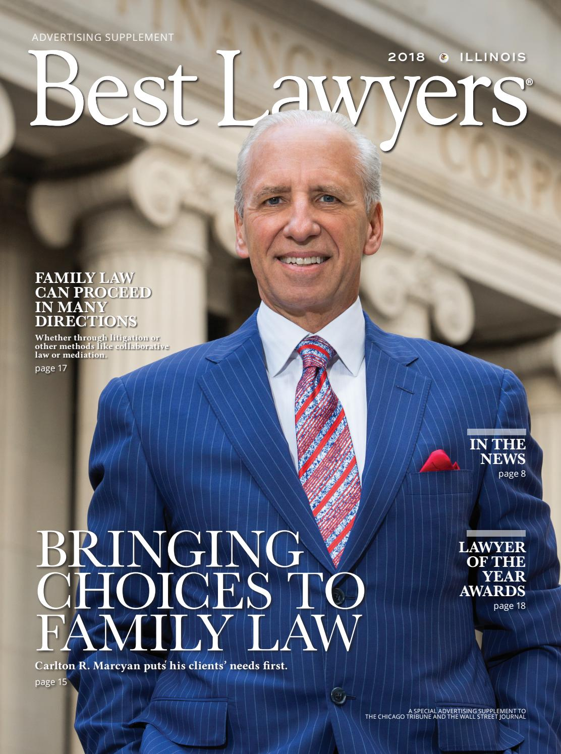 Best Lawyers In Illinois 2018 By Best Lawyers Issuu