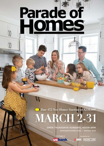 2019 Spring Parade of Homes(SM) guidebook by BATC-Housing First ... a53688f67