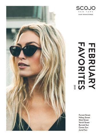 e8e85ffd8ee Scojo New York February Favorites 2019. by Ogi Eyewear. Published 1 month  ago