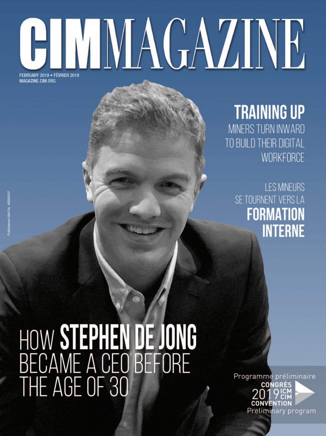 Cim Magazine February 2019 By Cim Icm Publications Issuu