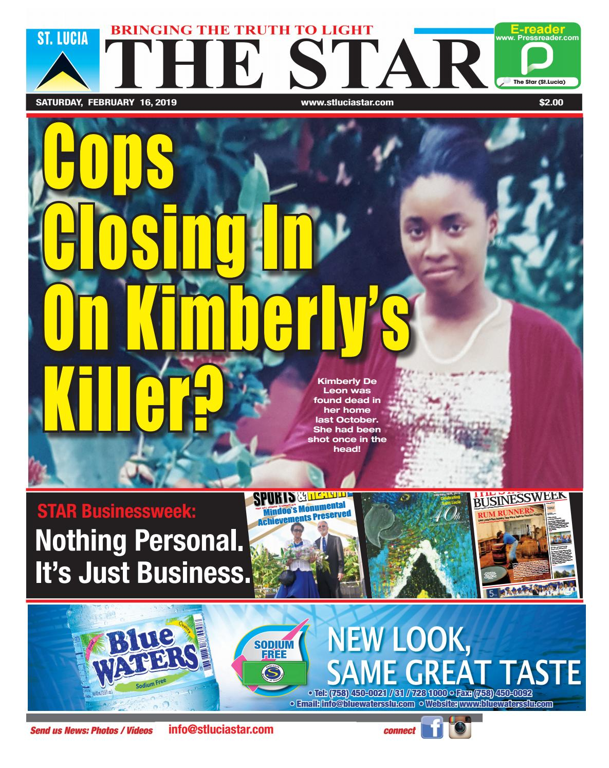 2f2877f489 Cops Closing In On Kimberly s killer  by STAR Publishing - issuu