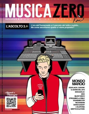 0f1d10328c Musica Zero Km - MZK news n°12 febbraio 2019 by MUSICA ZERO Km - issuu