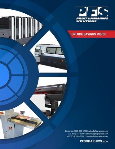 UNLOCK SAVINGS INSIDE by Print & Finishing Solutions USA - issuu