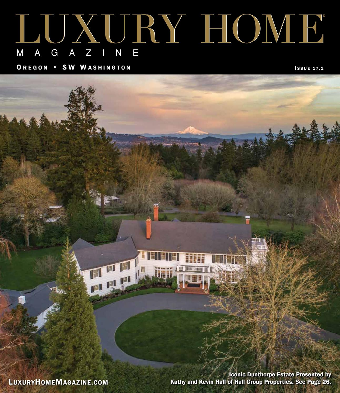 e99f20e9d4ad Luxury Home Magazine Oregon   SW Washington Issue 17.1 by Luxury Home  Magazine - issuu