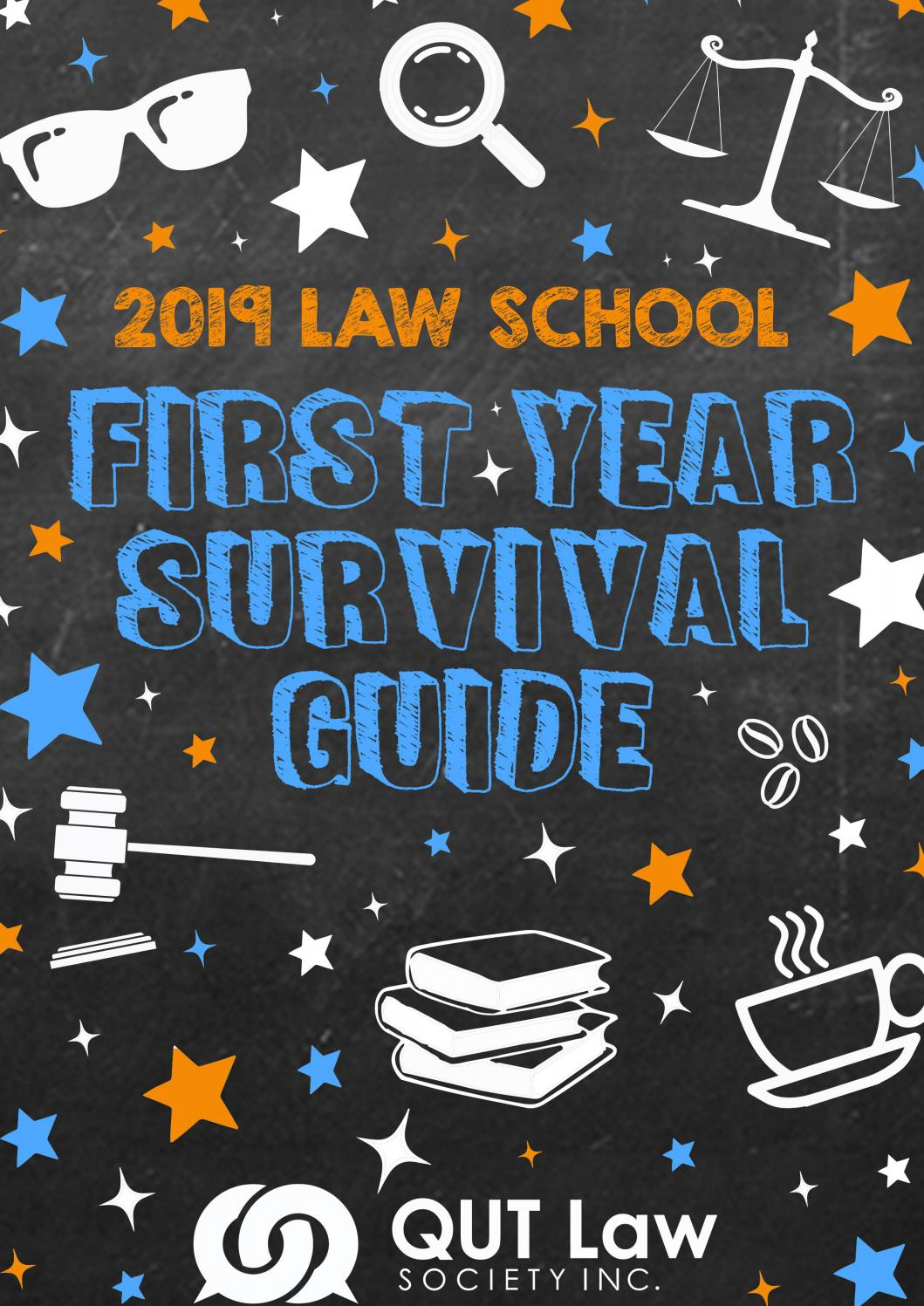 First Year Guide 2019 by QUT Law Society - issuu