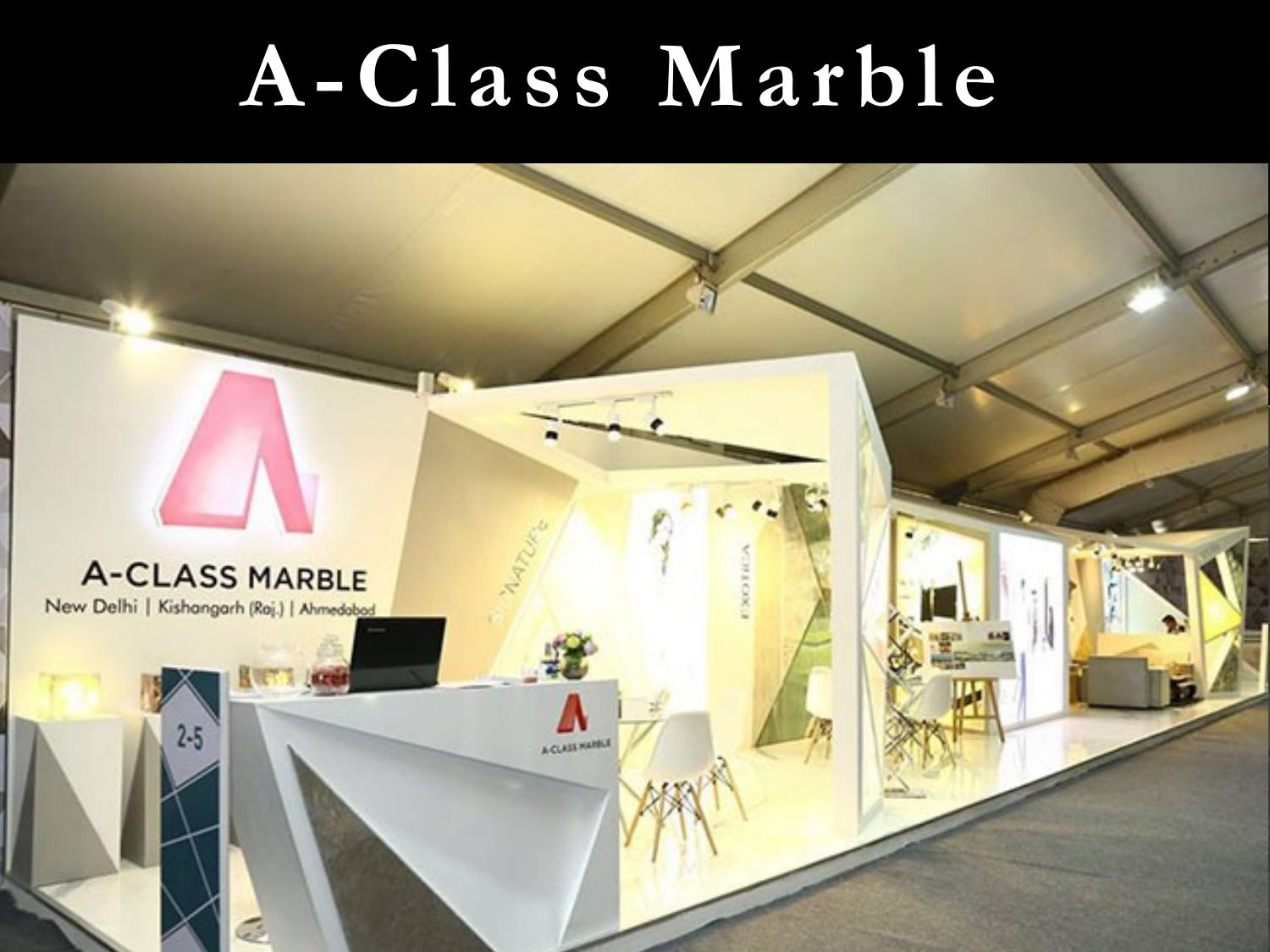 A-Class Marble - Leading Italian Marble Company by A-Class