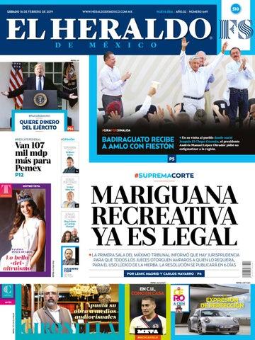 16 de febrero by El Heraldo de México - issuu b7b5fc0082d62
