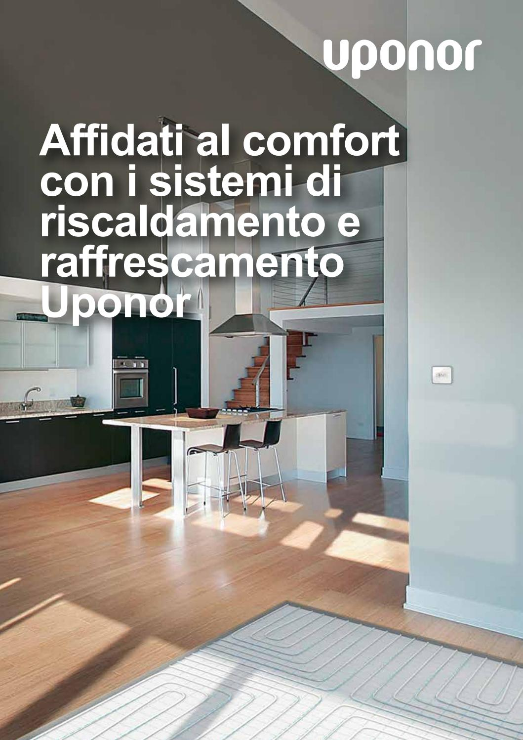 Pannelli Radianti Al Posto Dei Termosifoni uponor radiante documento tecnicouponorit - issuu