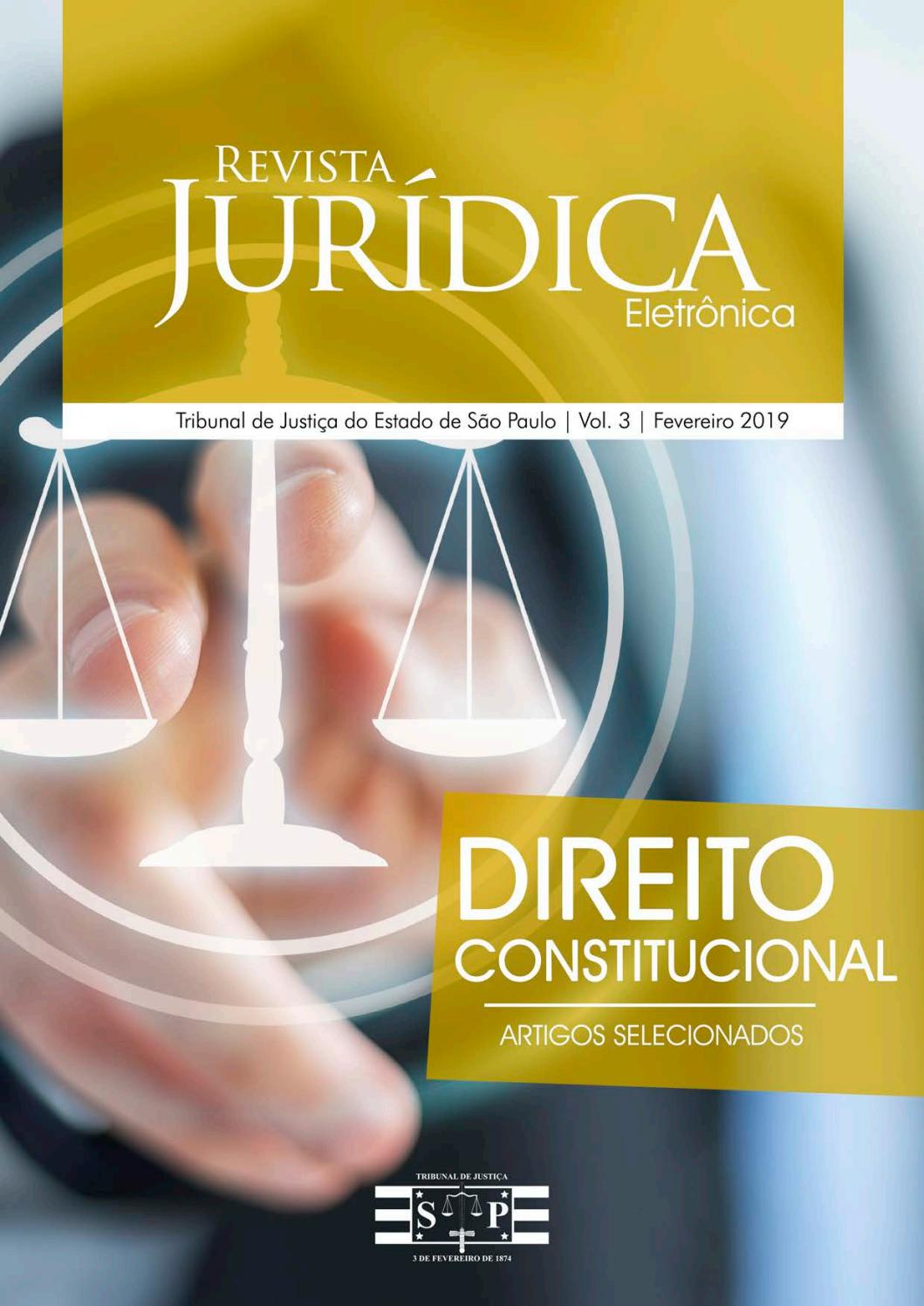 revista jurídica eletrônica vol 3 2019 by revista jurídicarevista jurídica eletrônica vol 3 2019 by revista jurídica eletrônica issuu