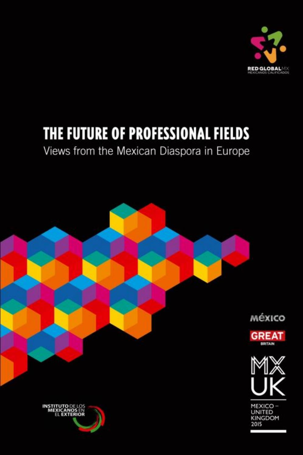 COLLABORATIVE BOOK - The Future of Professional Fields