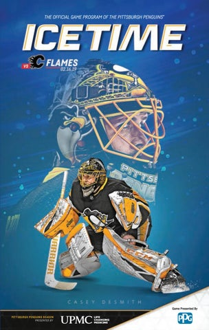 9513e547708 IceTime - Game 29 vs. Calgary Flames 02.16.19 by Pittsburgh Penguins ...
