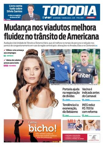 1770768f9 Jornal TodoDia - Edição 17 02 by Jornal TodoDia - issuu
