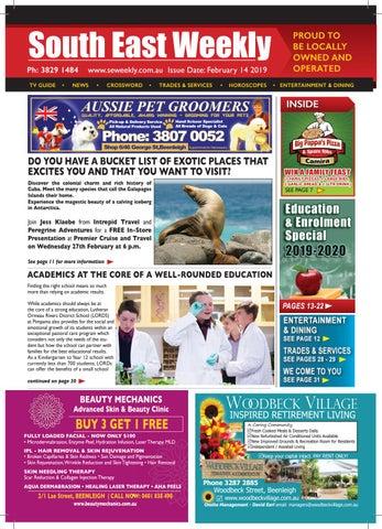 a747df34f2 South East Weekly Magazine - February 14
