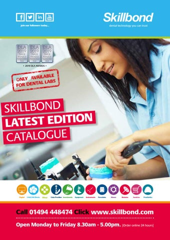Skillbond Latest Edition Catalogue (January 2019 Price Updates) by