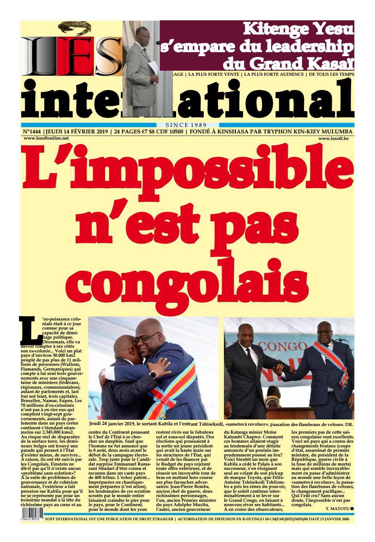 Connaitre la RDC