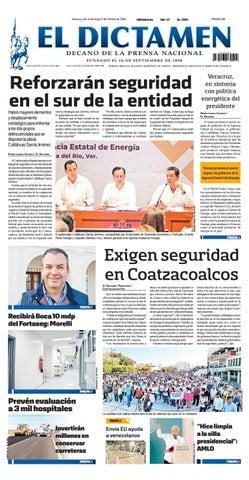 5d8632296 El Dictamen 17 de Febrero de 2019. by El Dictamen - issuu