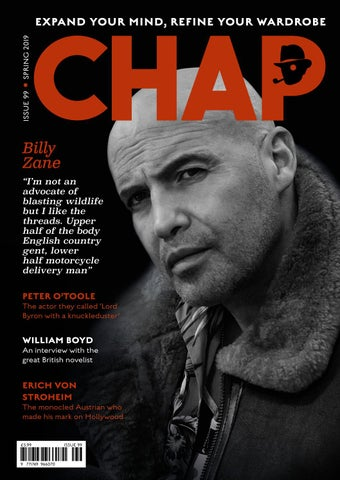 Chap Spring 19 by thechap - issuu