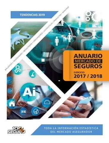 f46630f8014 Anuario Mercado de Seguros Nro. 6 / Ejercicio 2017/2018 by Alejandro ...