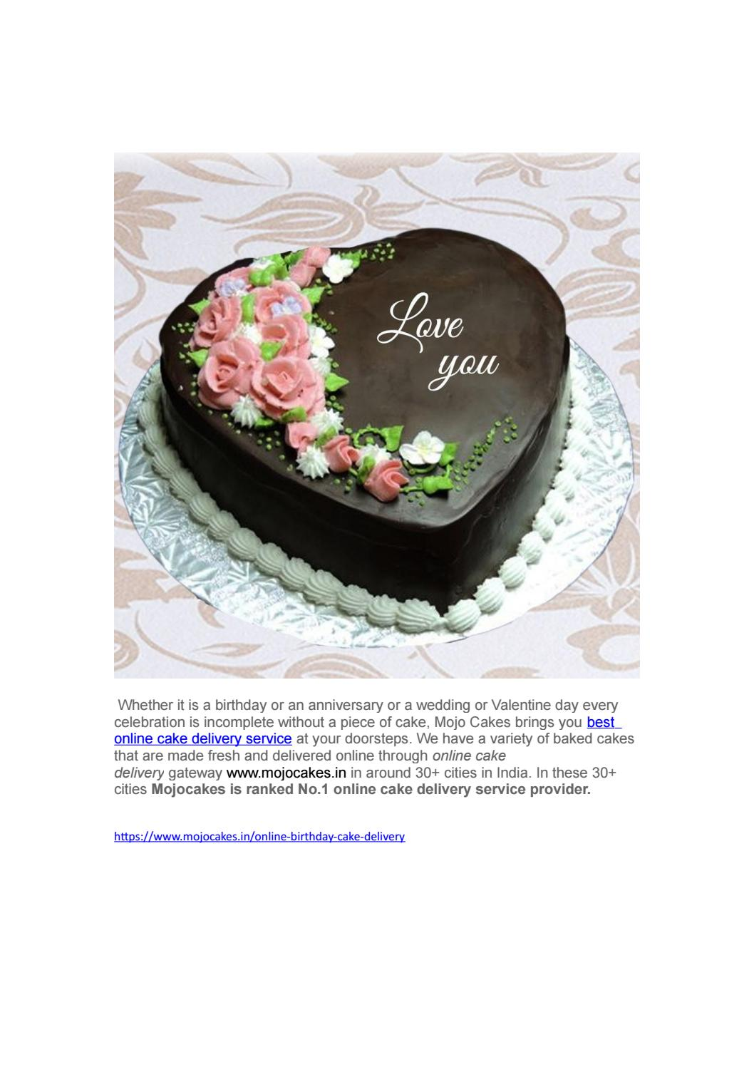 Cool Order Cake Online Online Cake Delivery Mojocakes By Mojo Cakes Funny Birthday Cards Online Alyptdamsfinfo