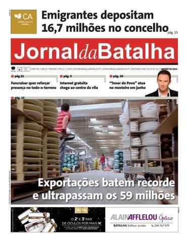 d5fdb37b0 JORNAL DA BATALHA EDIÇÃO JANEIRO 2019 by Jornal Batalha - issuu