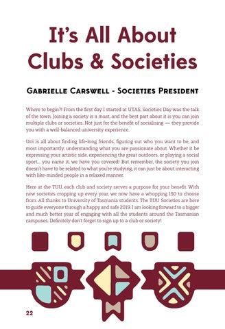 Page 22 of It's All About Clubs & Societies