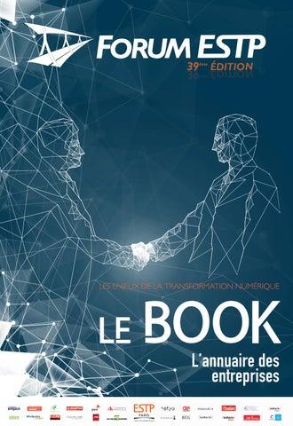 45e49c9fde00d Book Forum ESTP 39e édition by - Forum ETP - issuu
