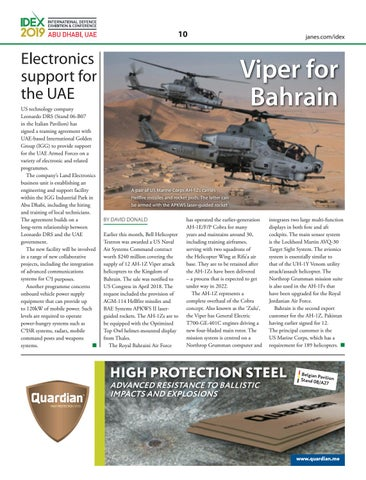 Page 12 of Viper for Bahrain