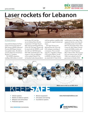 Page 19 of Laser rockets for Lebanon