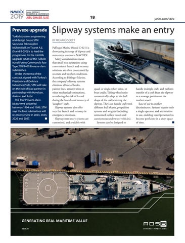 Page 20 of Slipway systems make an entry