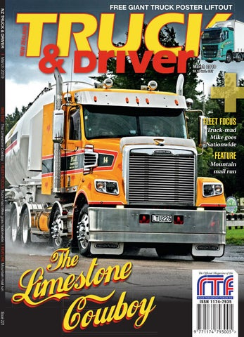 Nz Truck Amp Driver March 2019 By Nz Truck Amp Driver Issuu