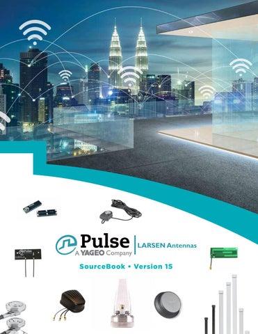 Pulse Larsen Triband Antennas