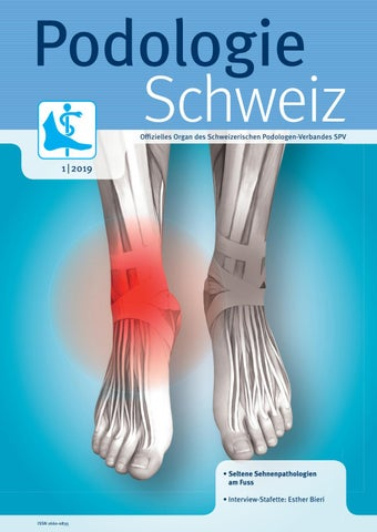 Podologie Schweiz 12019 by WalkerManagement issuu