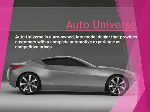 Used Cars Memphis Tn >> Used Car Dealerships Near Memphis Tn Auto Universe By Auto