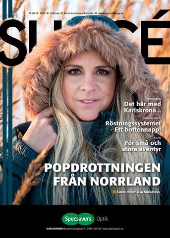 buy popular 20cea 22507 Tidningen Succé Nr 2 Februari 2019 by Tidningen Succé Blekinge - issuu