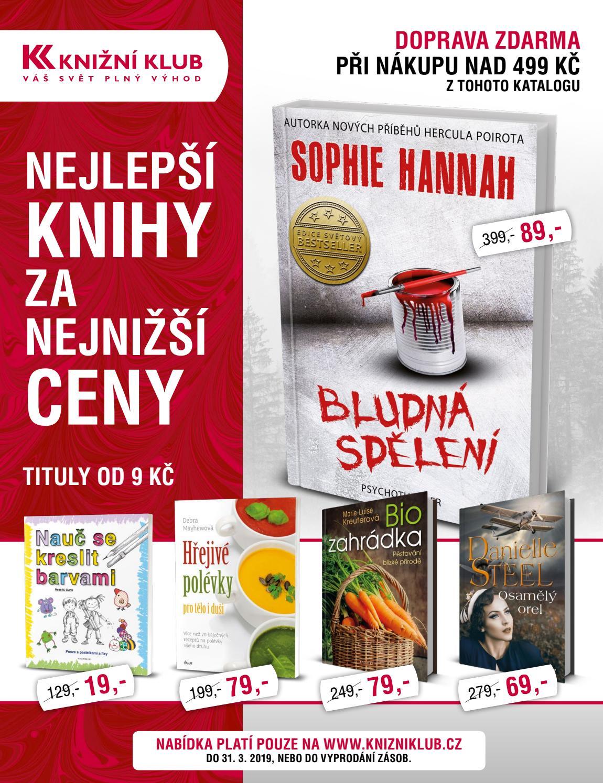 e8c5e209c178d Nejlepší knihy za nejnižší ceny - zima 2019 by Knižní klub - issuu