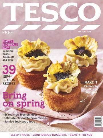 Tesco Magazine March 2019 By Tesco Magazine Issuu