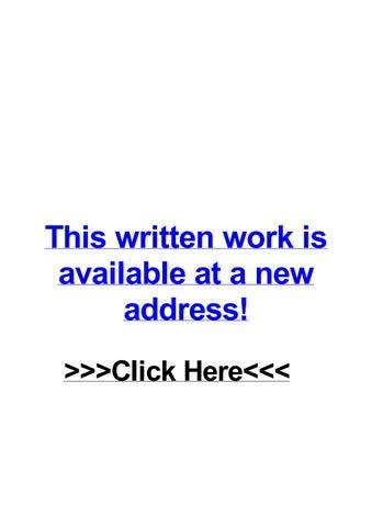 English Literature & Creative Writing