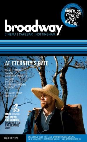 d1f976bdbd7 March 2019 brochure by Broadway Cinema - issuu