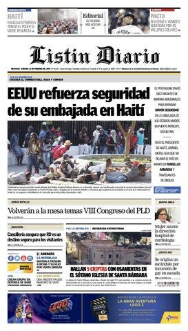 e7e82fedf6 LD 16-02-2019 by Listín Diario - issuu