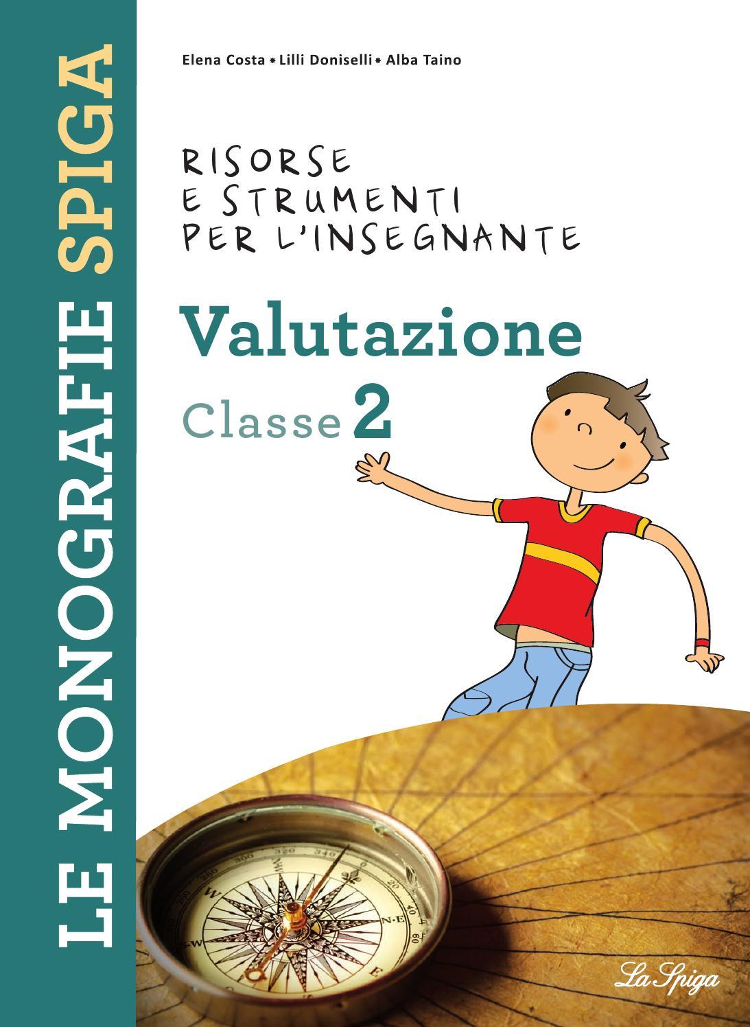 Per la 4/ª classe elementare Orizzonti Italiano
