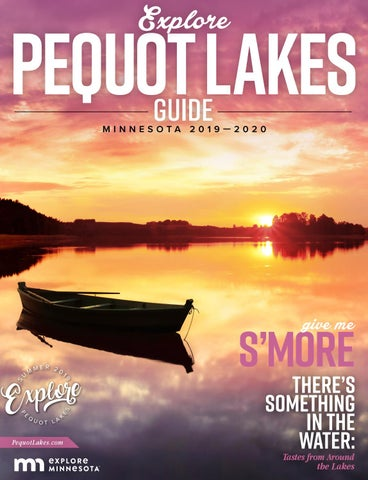 Nisswa Winter Jubilee 2020.Pequot Lakes Visitor Guide 2019 By Brainerd Lakes Chamber