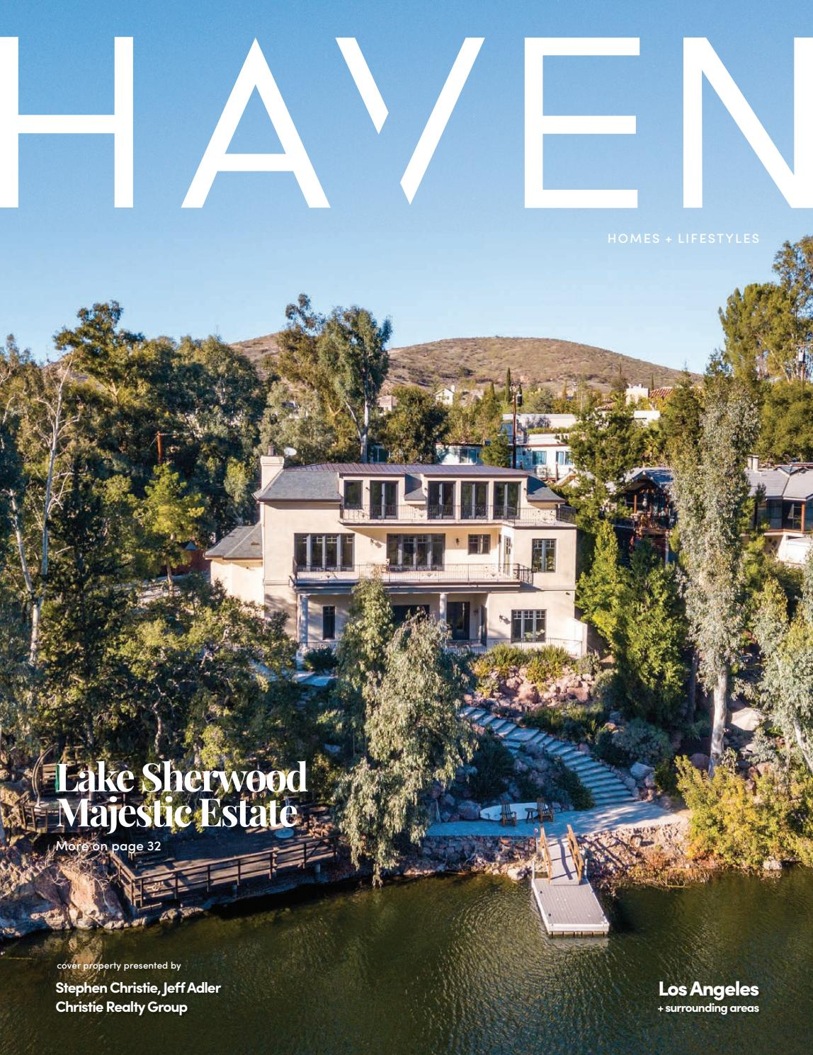 Haven Los Angeles February March 2019 By Havenlifestyles Issuu