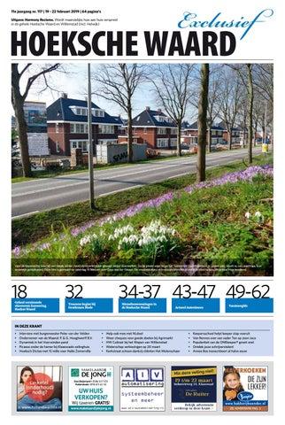637d9705303 Hoeksche Waard Exclusief - Februari 2019 by Hoeksche Waard Exclusief ...