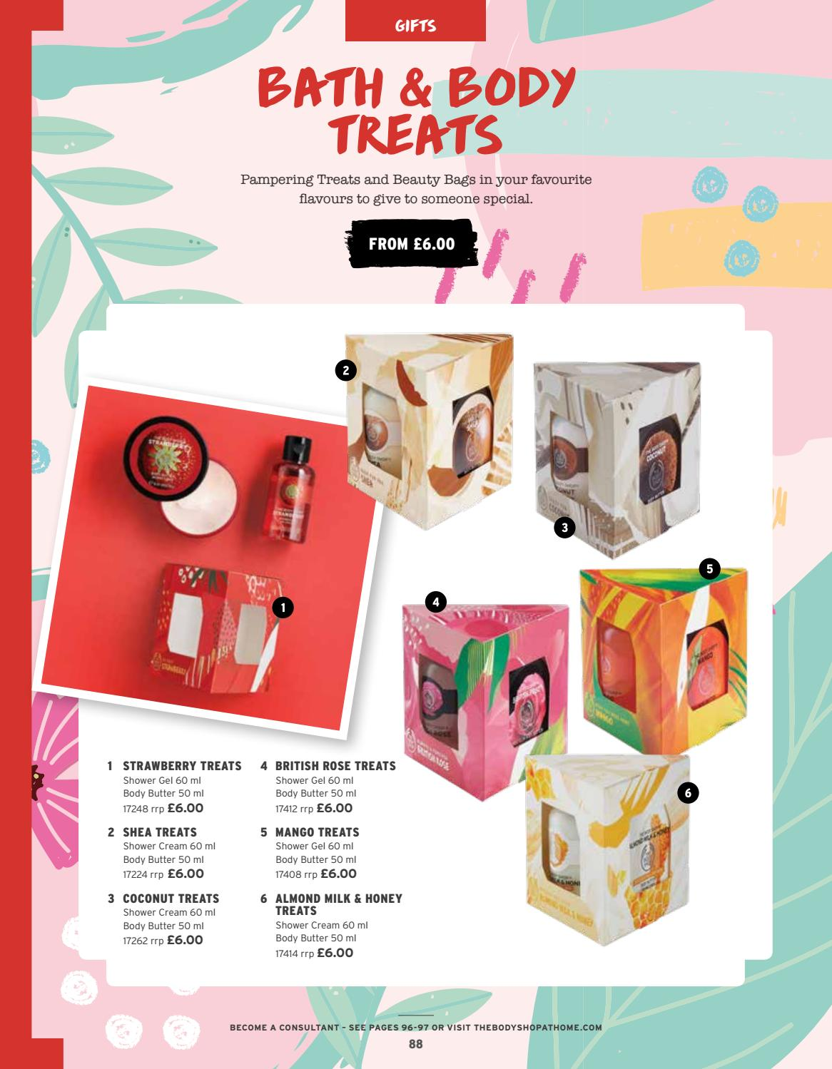 The Body Shop At Home Uk Spring 2019 Catalogue By The Body Shop At